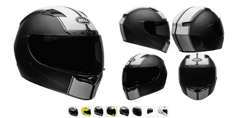 Bell Qualifier DLX Full Face Motorcycle Helmet