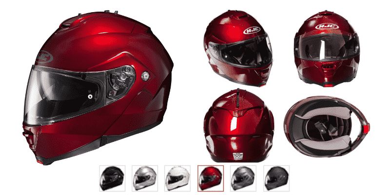 HJC IS-MAX II Modular Motorcycle Helmet