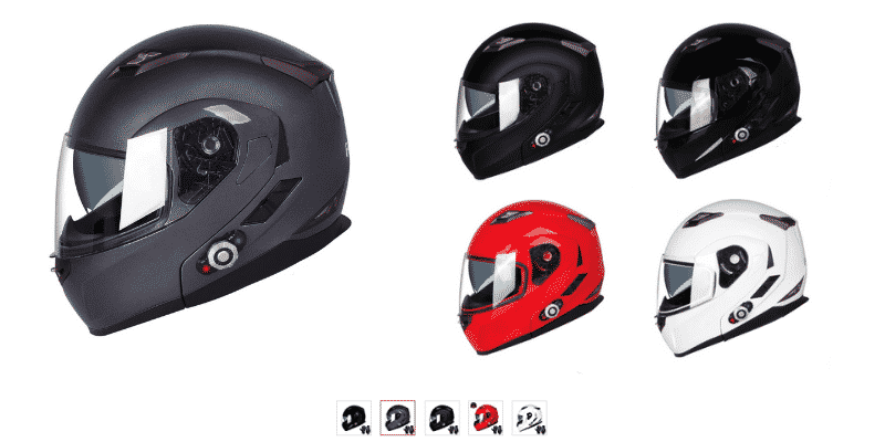 FreedConn Bluetooth Motorcycle Helmet