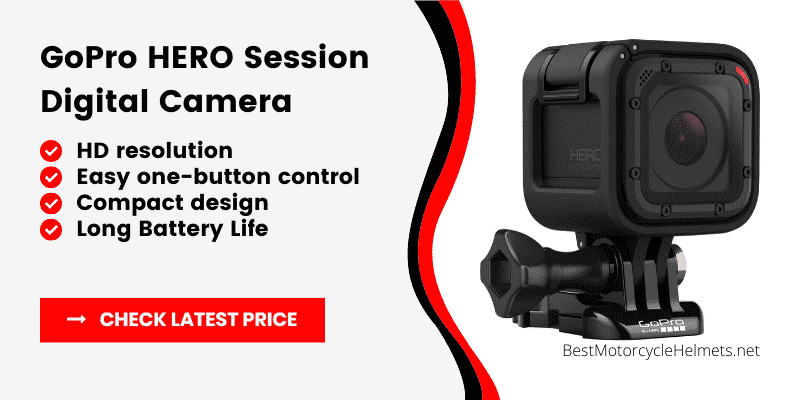 GoPro HERO Session Digital Helmet Camera