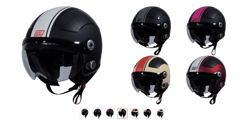 Origine O528B Pilota 34 Helmet with Blinc Bluetooth